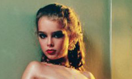 Name: Photograph of nude 10-year-old Brooke Shields removed from